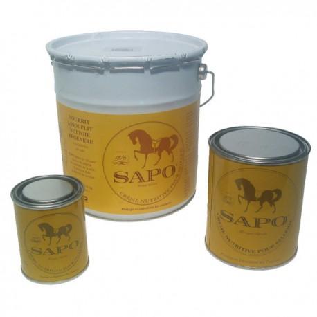 Graisse pour cuirs d'équitation Sapo