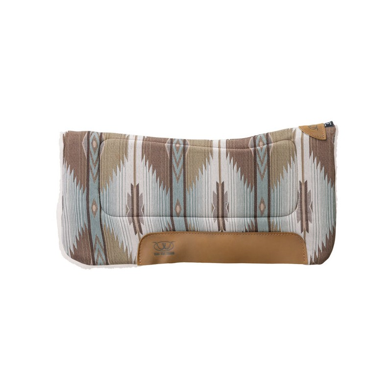 Pad Western Dégarroté Weaver Leather 30