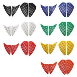 Set de grilles colorées pour casque HB LAS