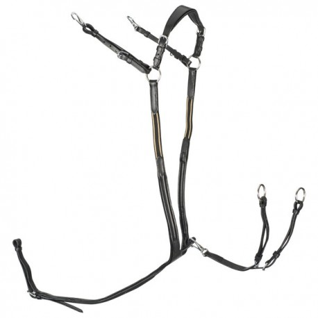 Collier de chasse en cuir Loop Protanner