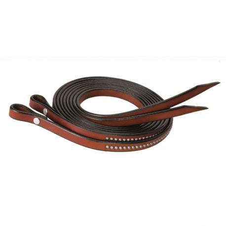 Rênes western Austin en cuir Weaver Leather