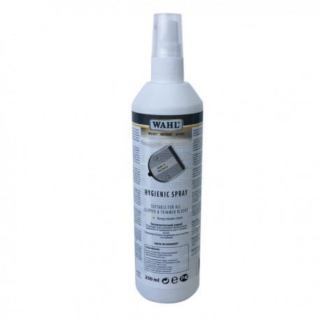 Spray hygiénique pour tondeuse Wahl