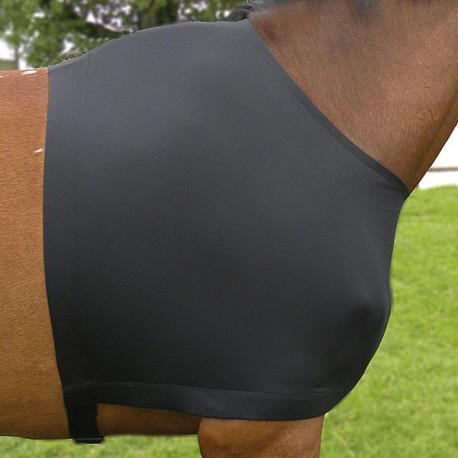 Protection d'épaules pour cheval
