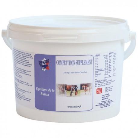 Compétition Supplément Rekor aliment complémentaire 1,5kg