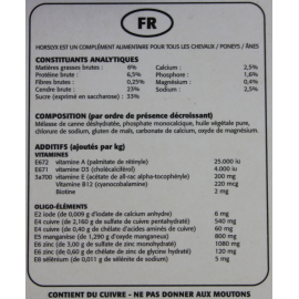Horslyx Original complément alimentaire
