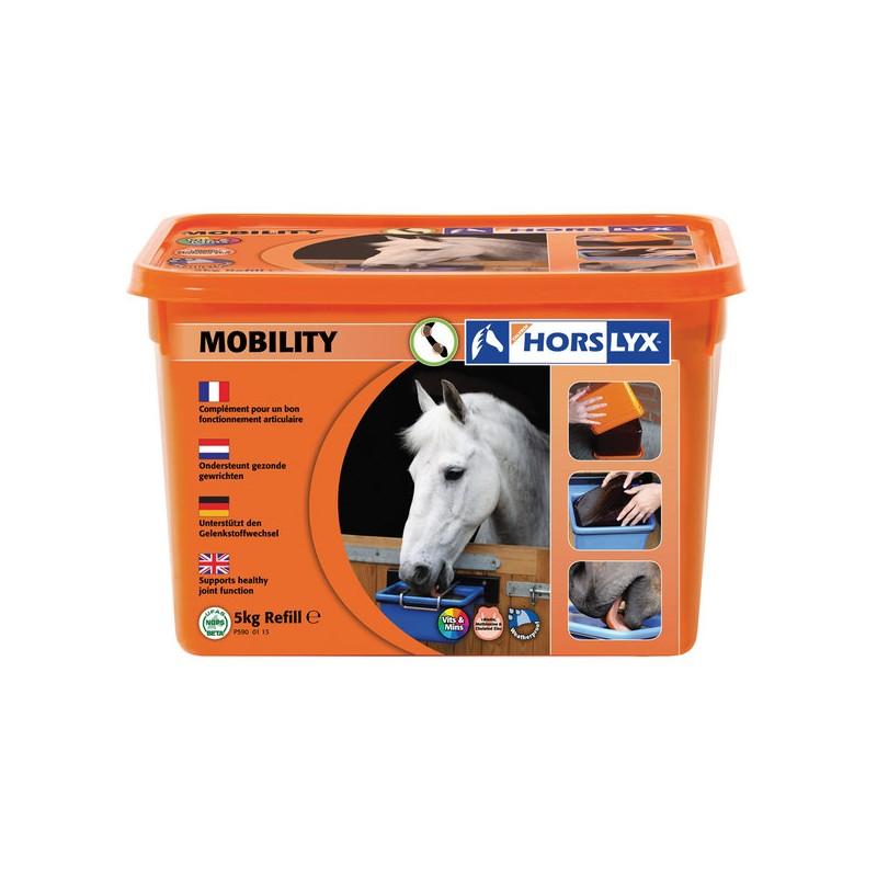 Horslyx Mobility complément alimentaire