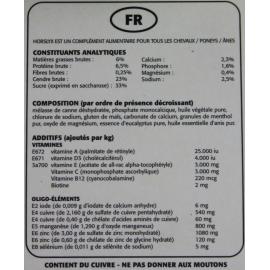 Horslyx Respiratory complément alimentaire