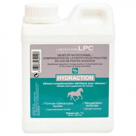 Hydraction LPC réhydratant 1L