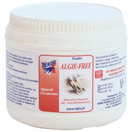 Algie Free Rekor articulations 150g