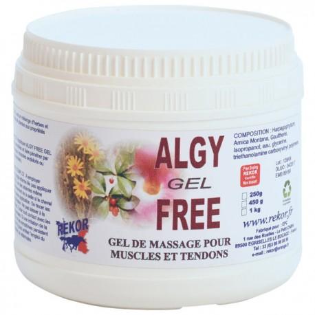 Algy Free gel apaisant Rekor 450g