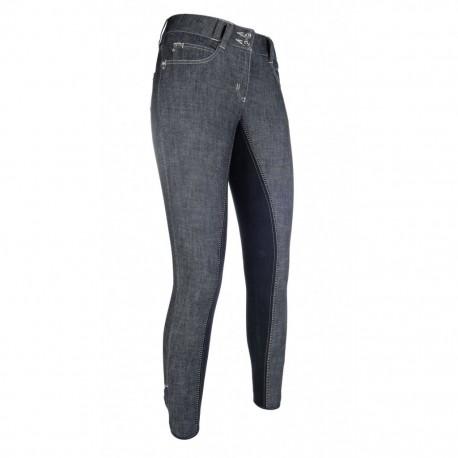 Pantalon d'équitation fond peau Miss Blink