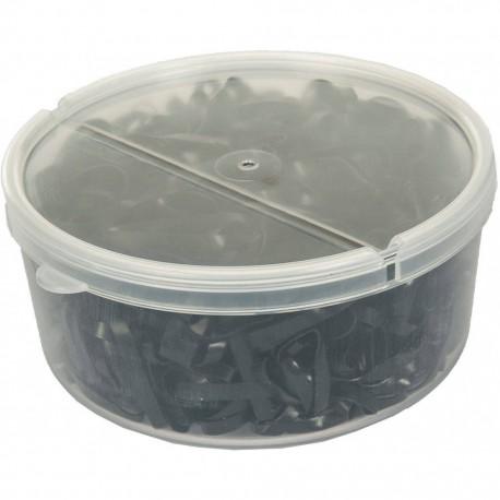 Elastiques à natter Soft en boite de 450 pièces