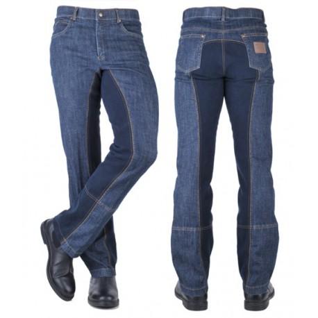 Pantalon d'équitation jeans jodhpur Texas New pour homme