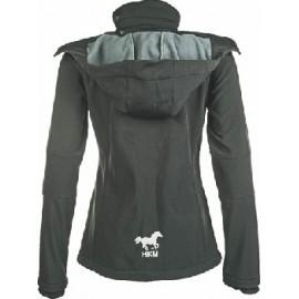 Veste d'équitation en softshell Sport pour enfant