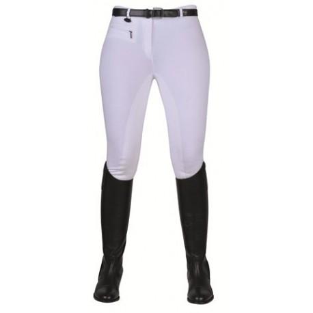 Pantalon d'équitation fond peau Stretchy pour femme