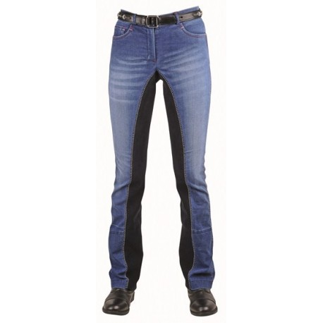 Pantalon jodhpur Summer denim