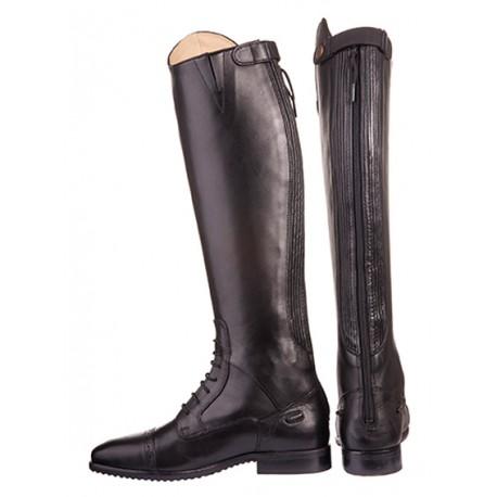 Bottes d'équitation Valencia standard en cuir