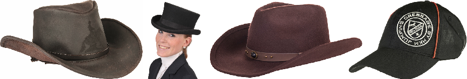 Casques et chapeaux