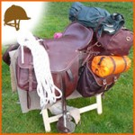 L'équipement du cheval de randonnée