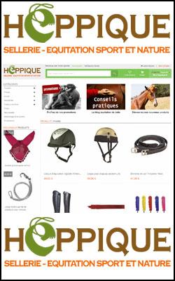 Sellerie en ligne heppique.fr